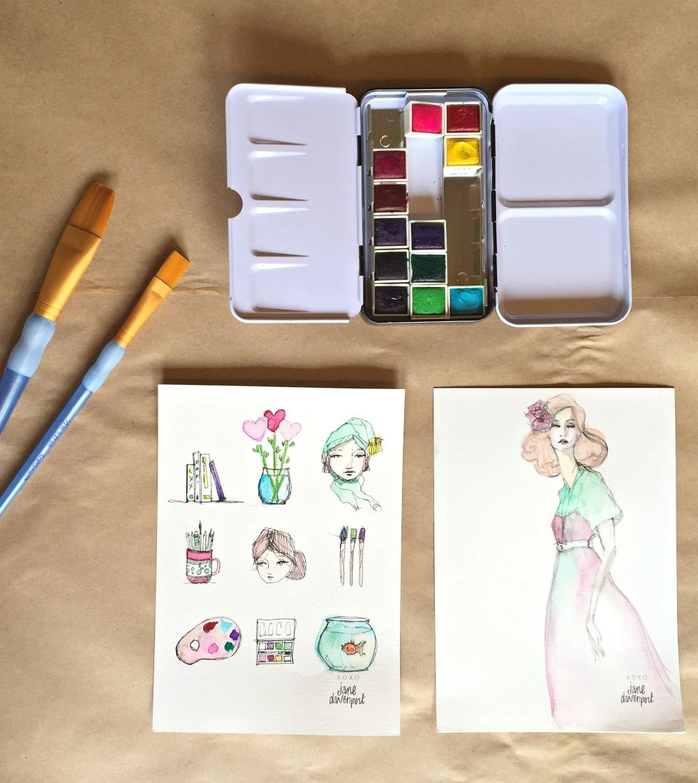 Crayola Watercolors Pan Set Paint Michaels Watercolor Pans