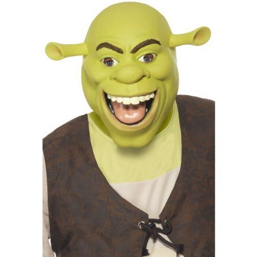 Gemz Fancy Dress Shrek Latex Mask by Gemz Fancy Dress, http://www.amazon.co.uk/dp/B00B3WD344/ref=cm_sw_r_pi_dp_uxzdsb0DDAGBW