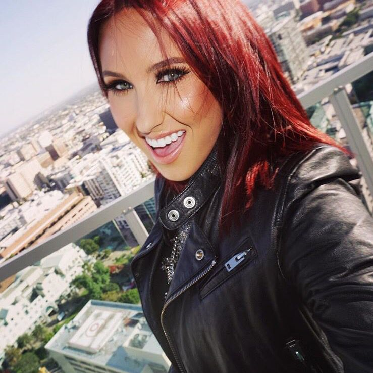 Jaclyn Hill Hair Will Try This Red Once I Can Religiously Color My