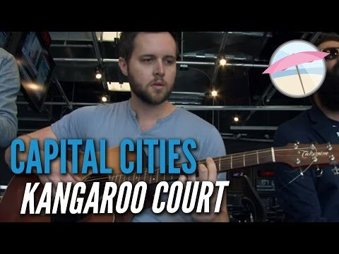 Capital Cities - Kangaroo Court (Live From Live Nation Labs SXSW 2013) - YouTube