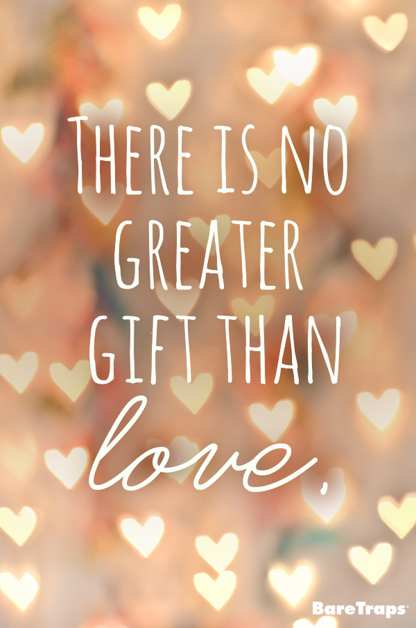 We're feeling the #love today.