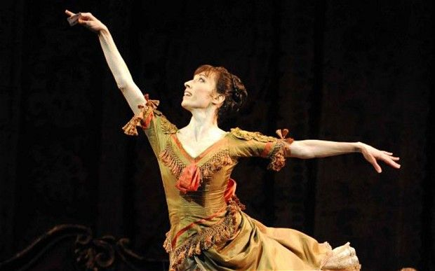 Mara Galeazzi's Mary in Mayerling, performed by the Royal Ballet at the Royal Opera House.