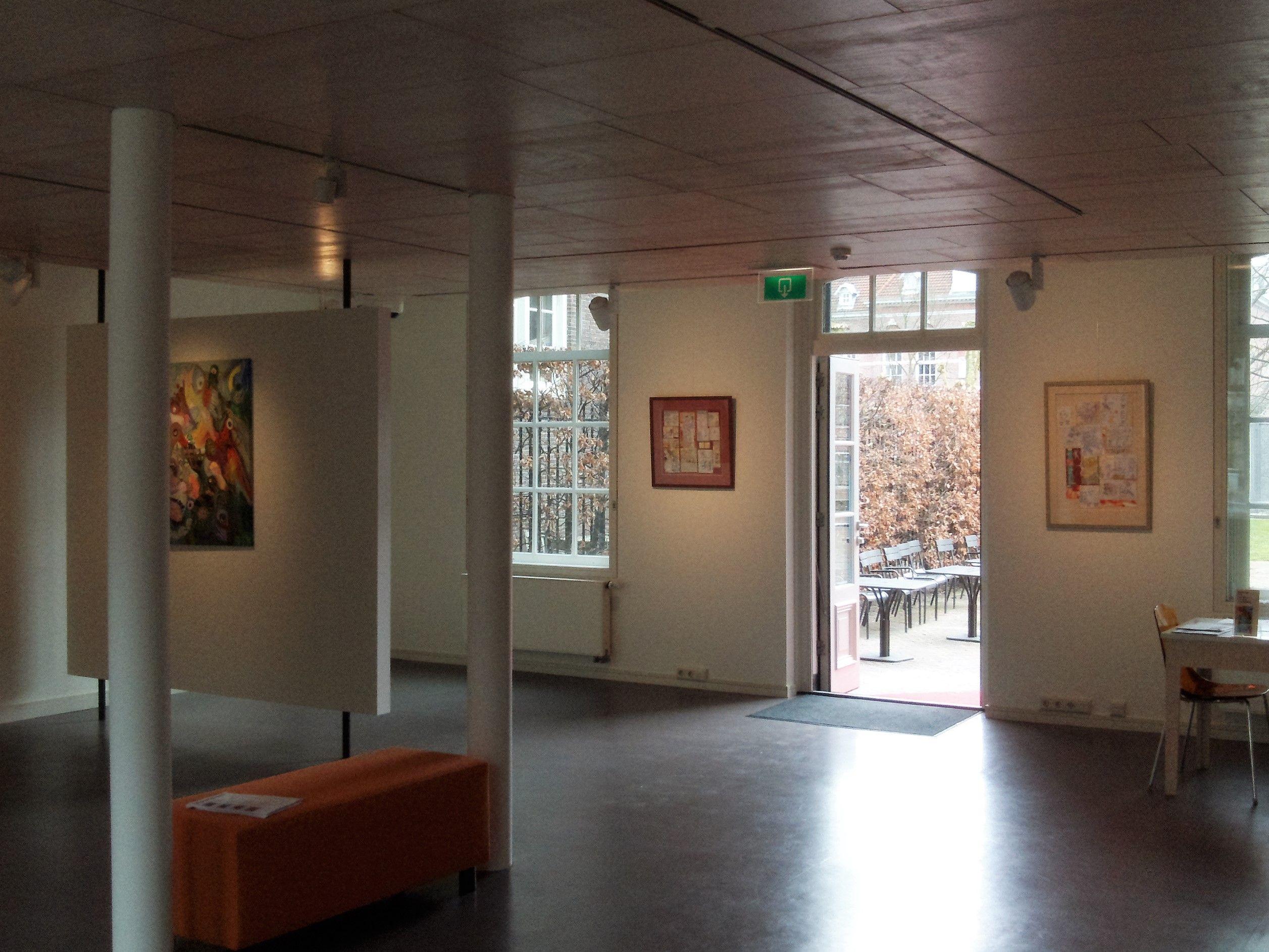 Outsider Art Galerie Artotheek