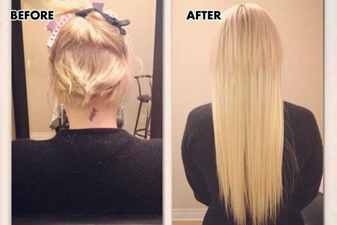 Hair extensions clip in vancouver