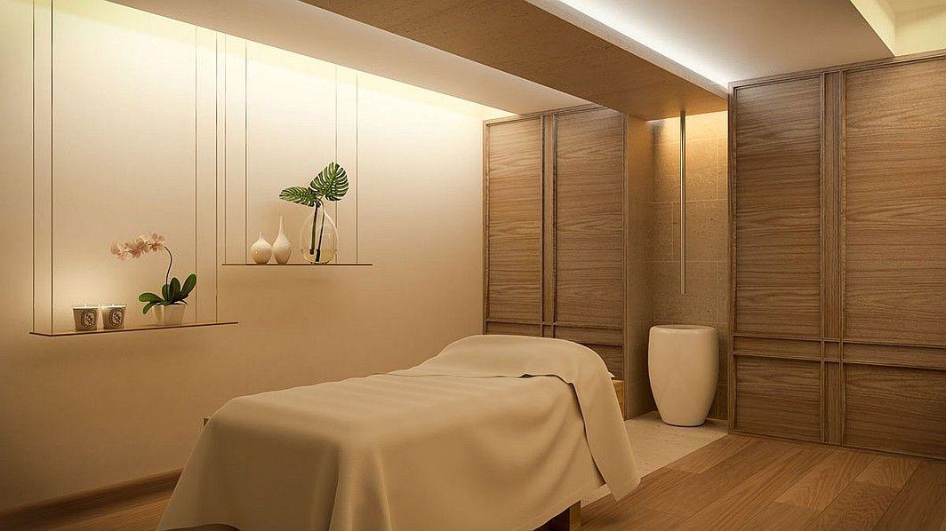 10 Questions With Antrobus Ramirez Massage Room Design Salon Interior Design Spa Room Decor
