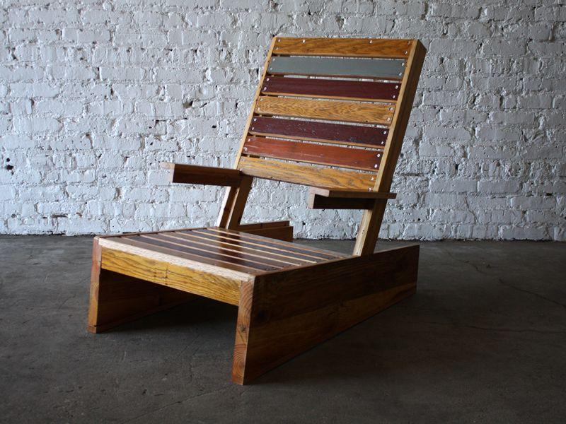 Scrap Adirondack Chair & Scrap Adirondack Chair | Pinterest | Rustic adirondack chairs Cabin ...