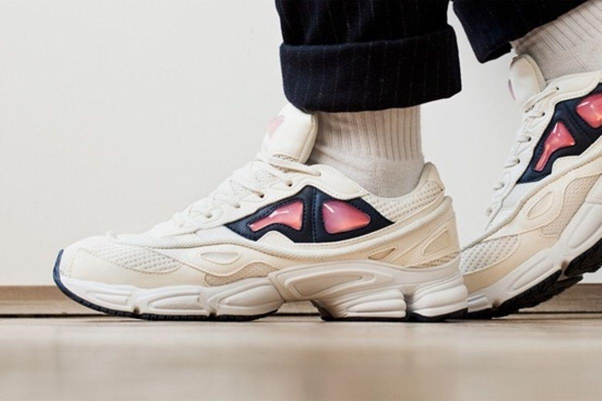 Raf Simons X adidas Ozweego Ii (Off White) Sneaker Freaker