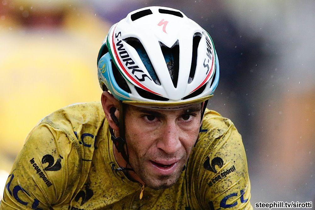 LE TOUR DE FRANCE. El escualo NIBALI se defendió como pez en el agua en el duro pavé de la 5ª etapa.