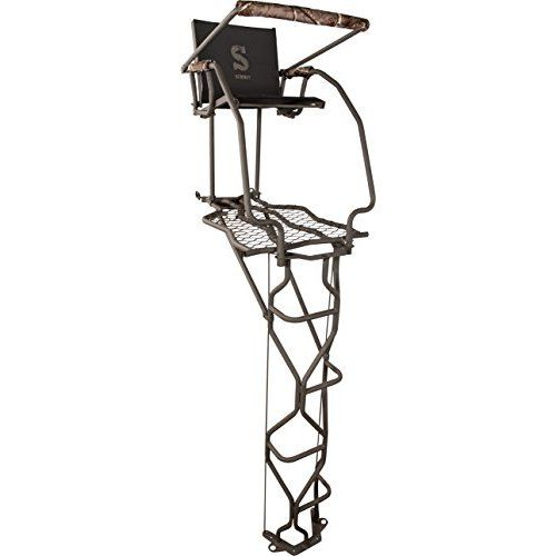 Amazon Com Millennium Treestands G100 Blind Chair Sports Outdoors Ladder Stands Ladder Deer Stands Hunting Stands