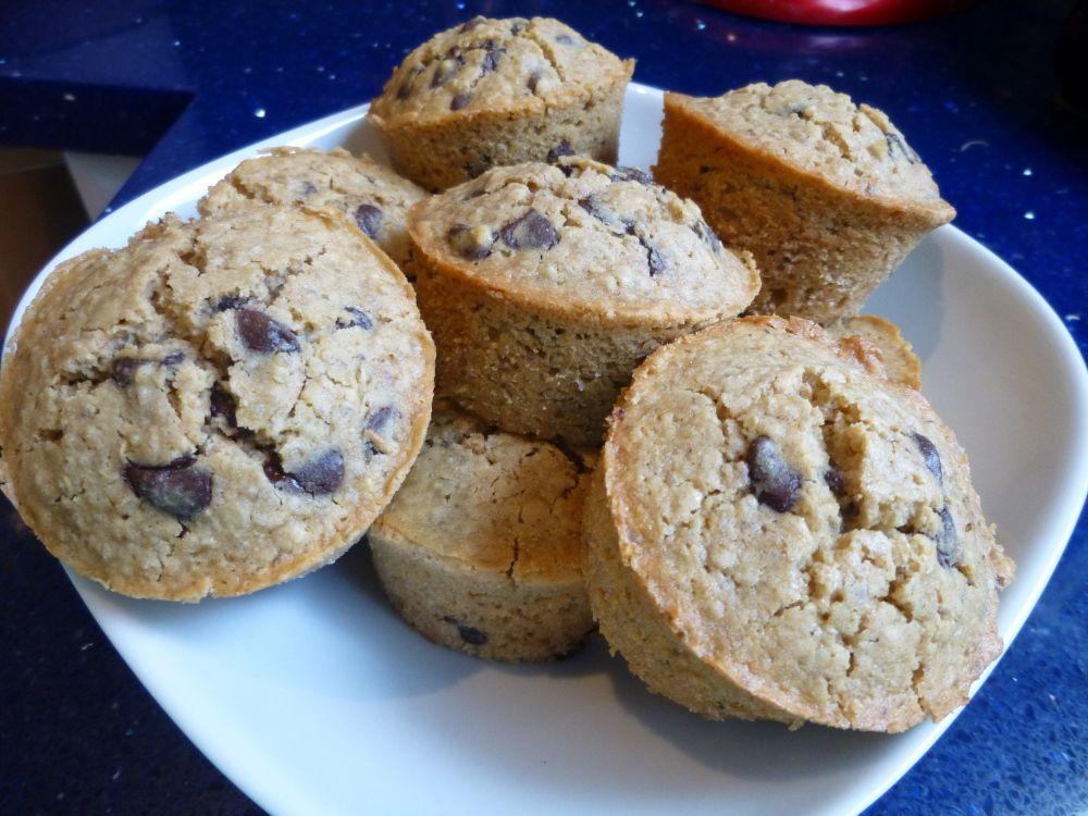 Gluten-Free Cappuccino Quinoa Muffins
