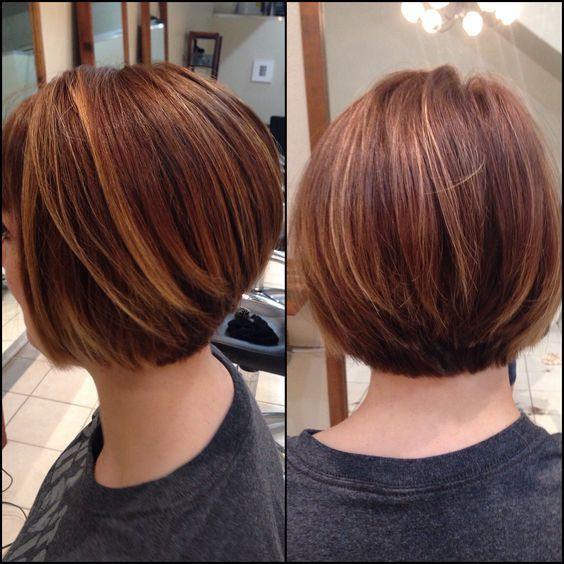 Стрижка боб каре на короткие, длинные и средние волосы ...