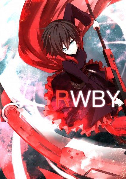 Ruby Rose 1700477 Zerochan Rwby Anime Rwby Rwby Characters