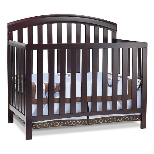 Sorelle Urban 4-in-1 Convertible Crib - Espresso | Baby room ideas ...