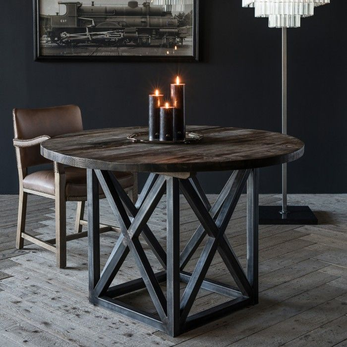 Axel Round Dining Table Round Dining Table Dining Table Kitchen Table Settings