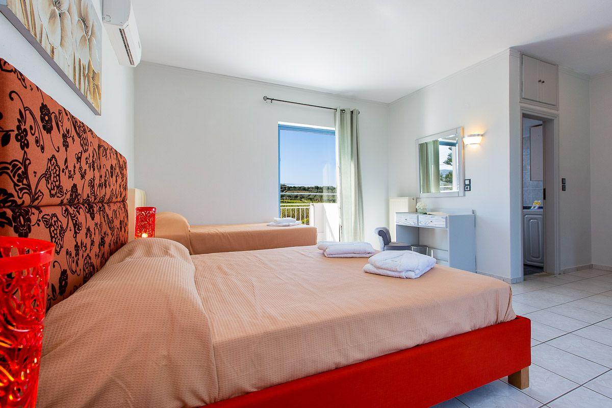 Villa Anna, Pigi village, Rethymno, Crete, Greece sinatsakisvillas.gr #villa #rethymno #crete #greece #village #island #vacation_rental #luxurious_accommodation #private #summer_in_crete #visit_greece #bedroom
