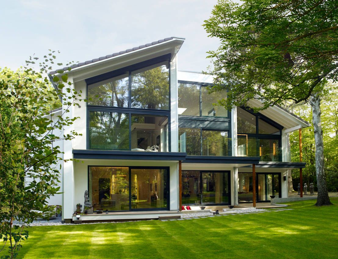 The British Home Inspired By Bali Barn House Plans House