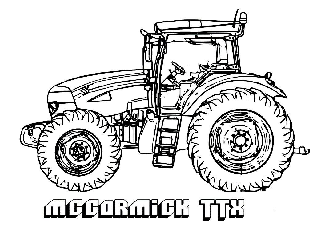 10 Images Of Tractor Coloring Pages To Print Coloring Images Pages Print Tractor Dibujos Colorear Ninos Imprimir Sobres Tractor