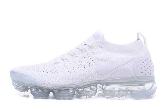 finest selection 081ed c908c 2019 的 Nike Air Vapormax 2 Triple White For A Summer 942842 ...