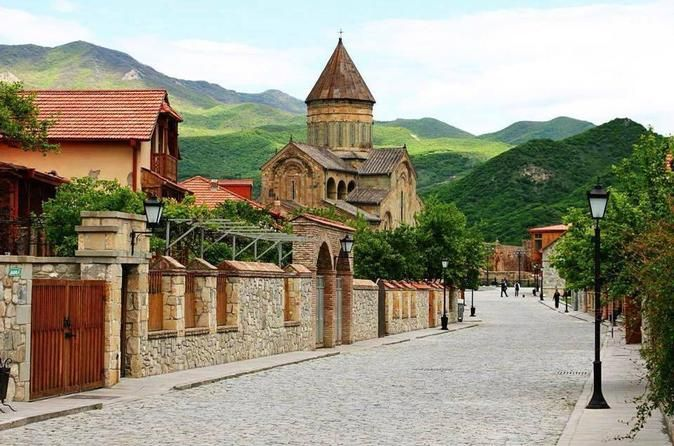 Full Day Private Tour of Tbilisi and Mtskheta Day trip to Tbilisi and Mtskheta combines the full day exploration of two ancient towns, which have been linked by culture and history for centuries. Visit the UNESCO World Heritage Sites located in Mtskheta, main attractions of Tbilisi and taste Georgian traditional dishes during lunch in one of the local restaurants.In the morning the guide and driver will pick you up from your centrally located accommodation in Tbilisi and start...