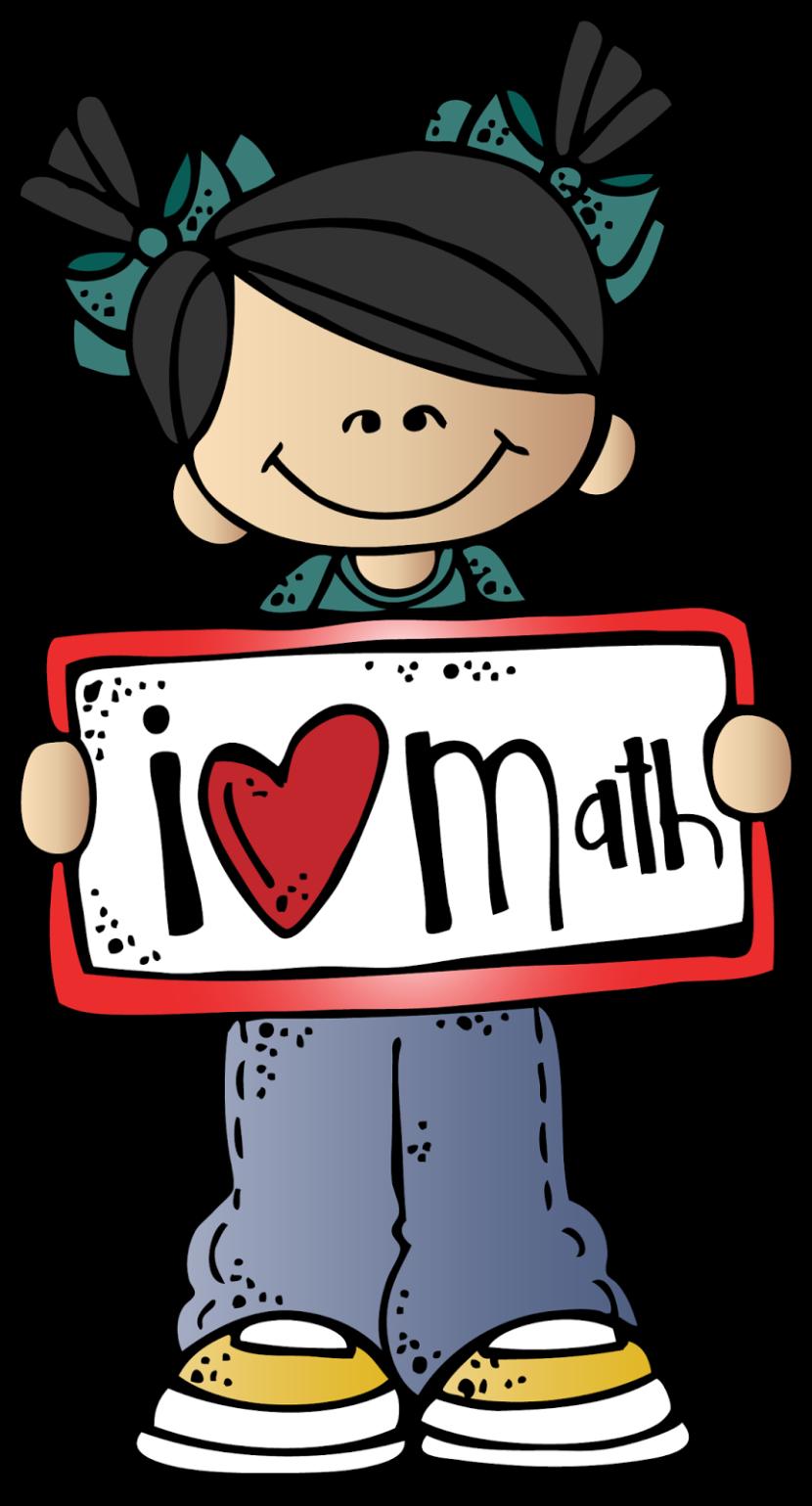 i love math clipart [ 830 x 1539 Pixel ]