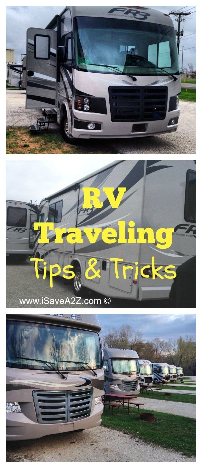 My RV Vacation Trip from Indiana to Utah