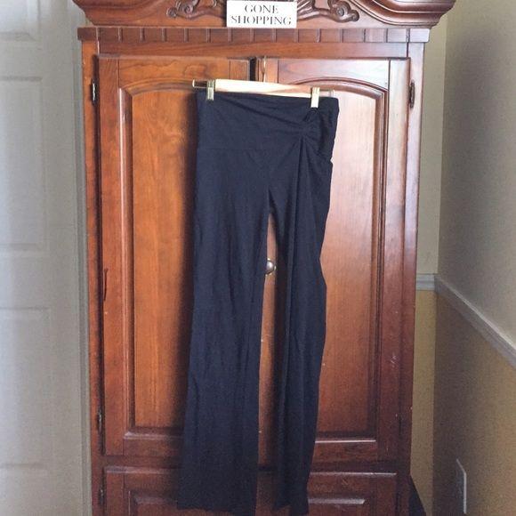 Yoga Pantalon  color negro Yoga Pants