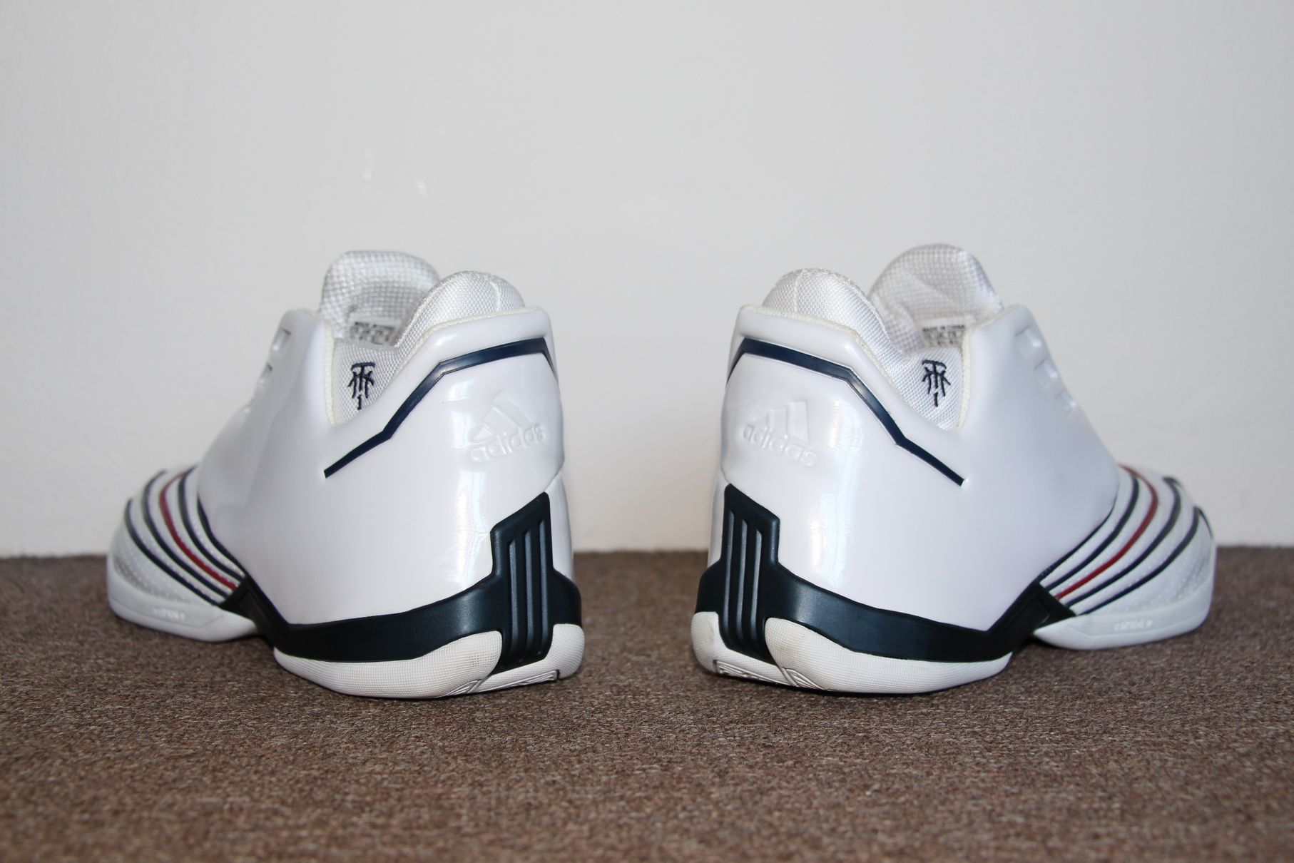Adidas TMAC 2 'Olympic' 2003 (Red-White/Dark Indigo)   Sneakers ...