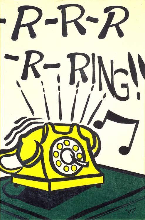 R-R-R-R-RING!! (1962)