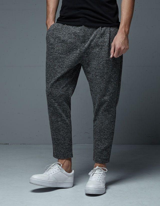Jogging Trousers - Man - Man - Bershka Algérie