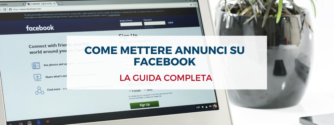Come Usare Facebook Ads Per Pubblicizzare Una Pmi Annunci