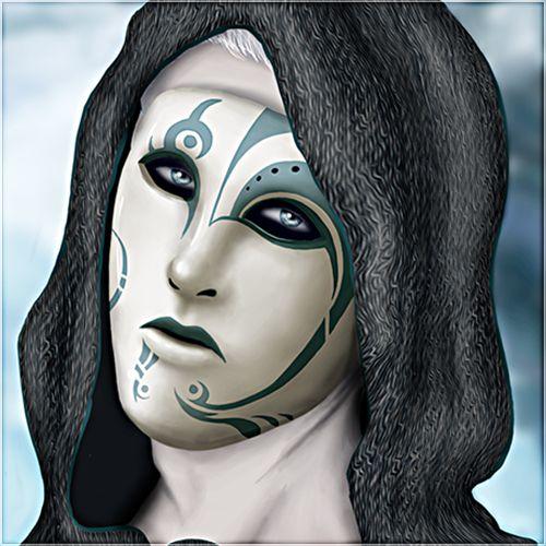 Der Avatar eines Issír