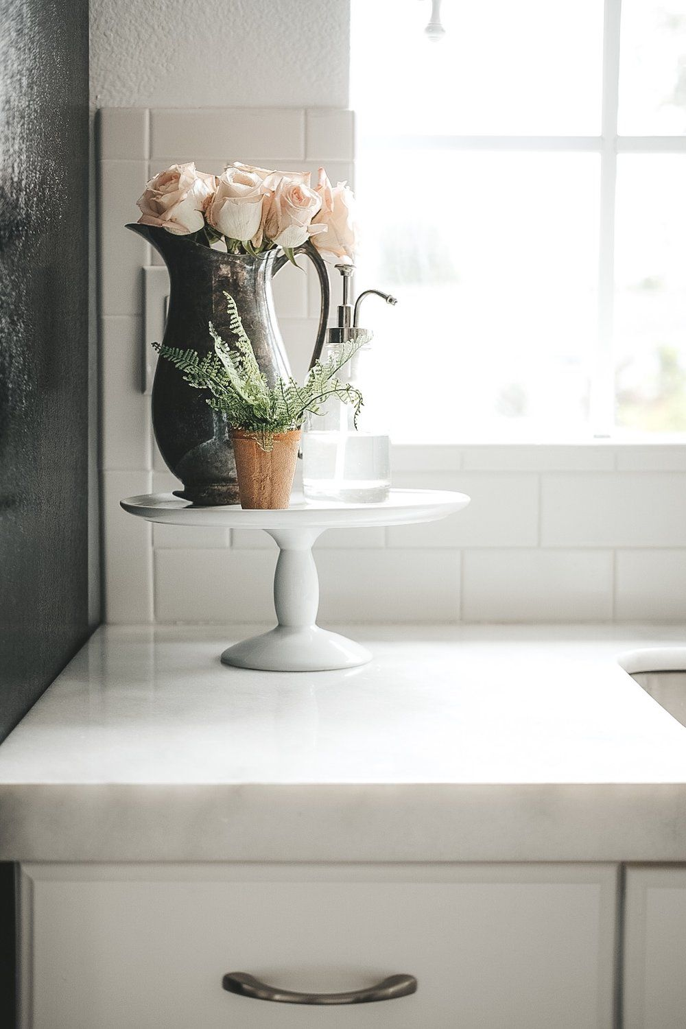 PROS AND CONS OF MARBLE COUNTER TOPS — Me and Mr. Jones #marblecountertops