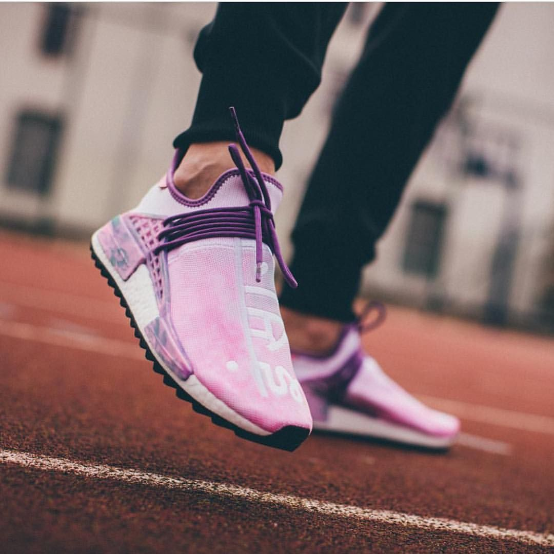 insidesneakers • Pharrell Williams x Adidas HU Holi NMD BC