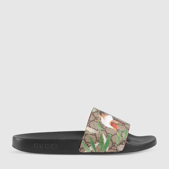 1d7c00de7ab68 Gucci Men s Gucci Tian slide sandal
