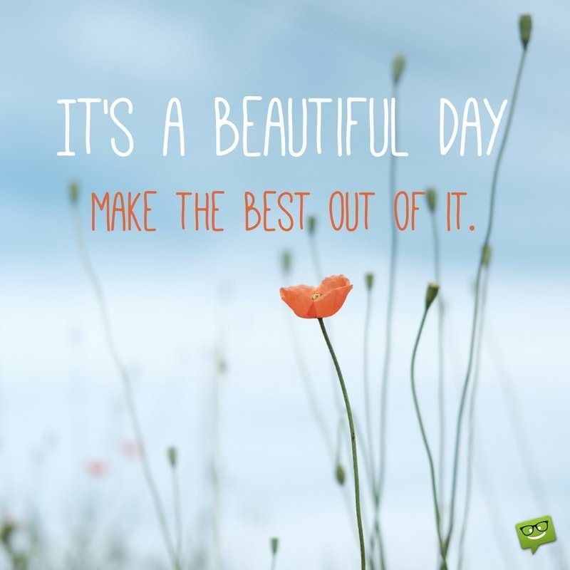 Fresh Inspirational Good Morning Quotes For The Day Get On The Right Track Part 4 Good Morning Quotes Beautiful Day Quotes Good Morning Inspirational Quotes