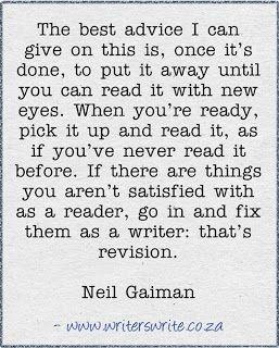 Neil Gaiman on Writing and Werewolf Goldfish