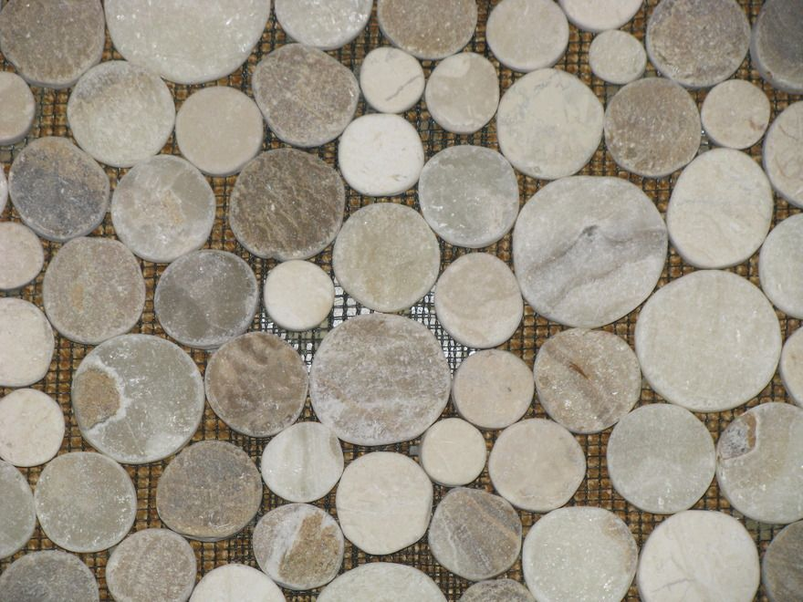 Beach Mix Orbitals 12x12 | Tiles online, Mosaics and Porcelain