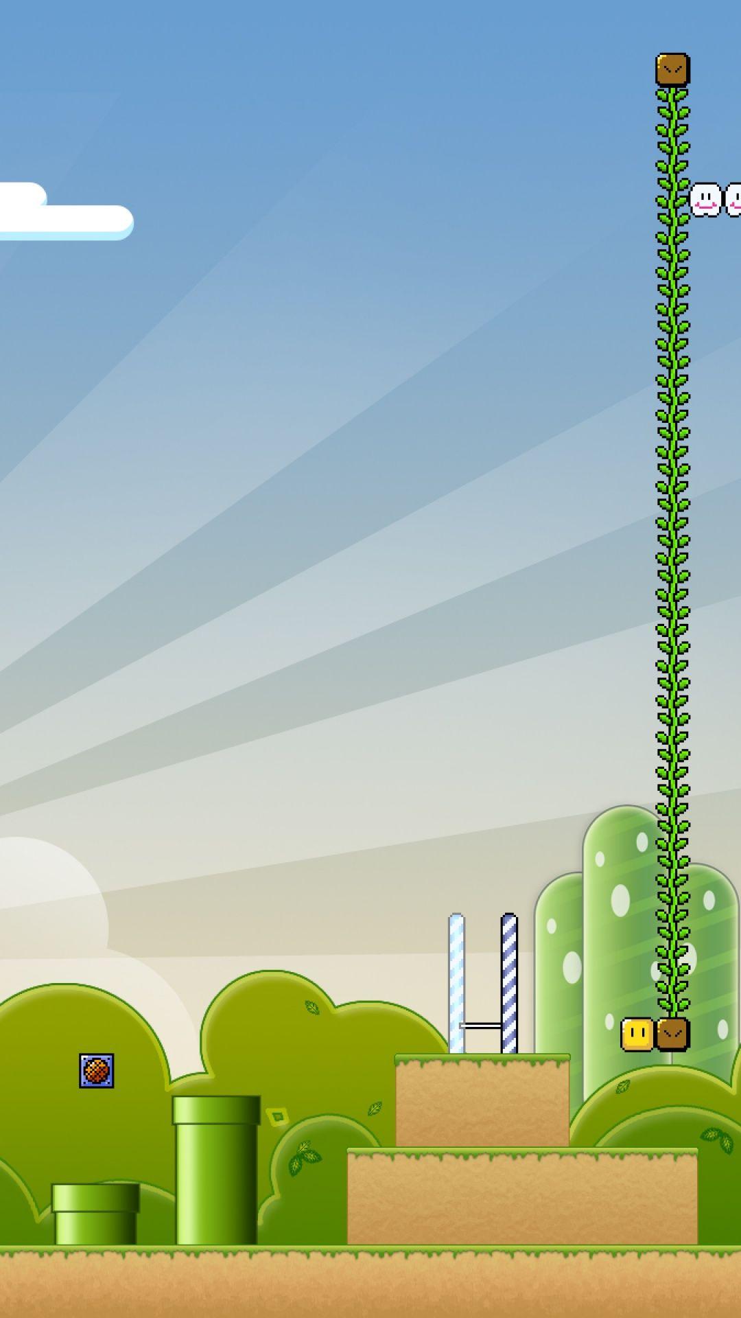 super mario wallpaper | Super Mario Iphone Wallpaper | Pinterest