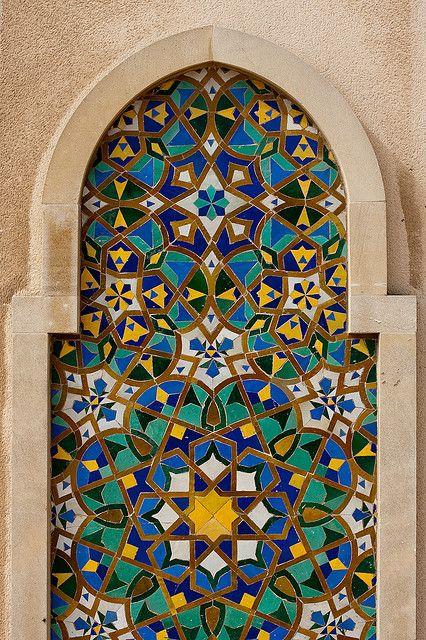 mosaique orientale casablanca morocco oriental. Black Bedroom Furniture Sets. Home Design Ideas