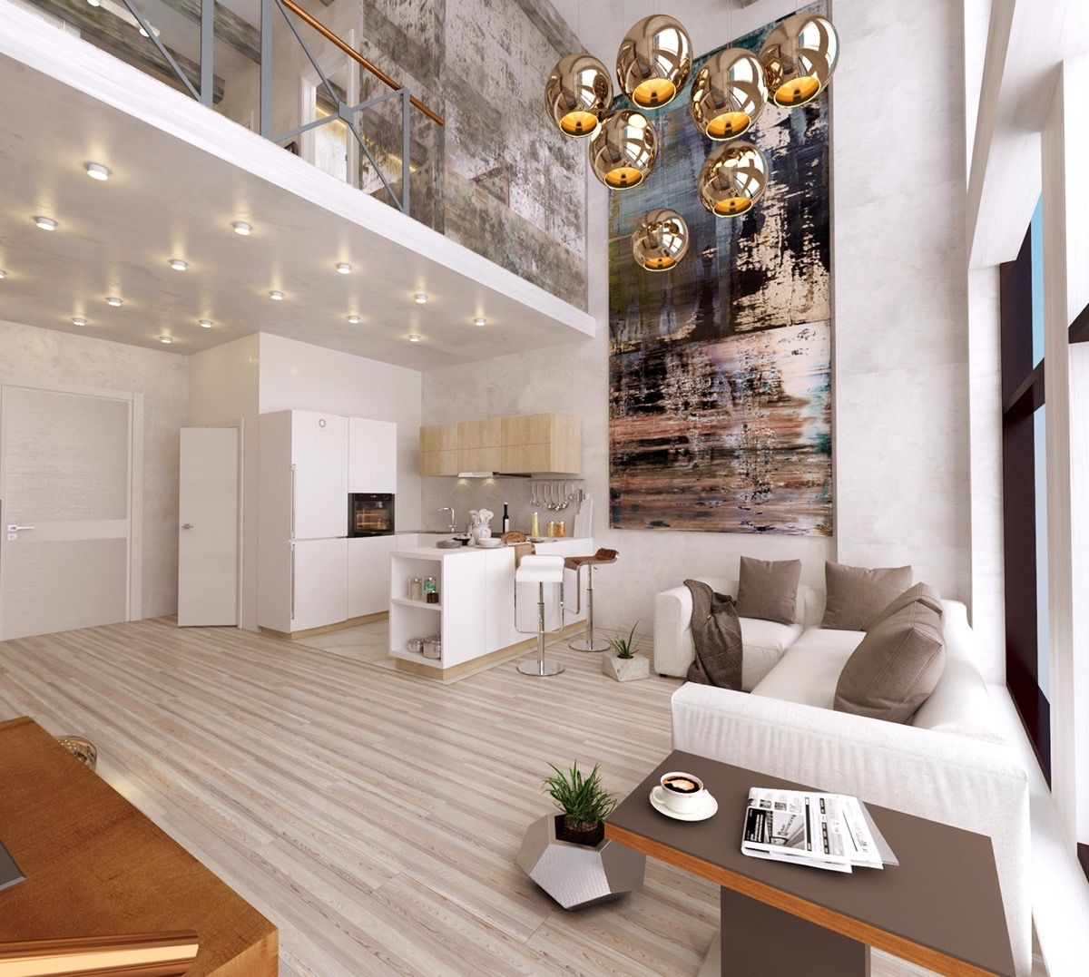 Large Wall Art For Living Rooms: Ideas & Inspiration ...