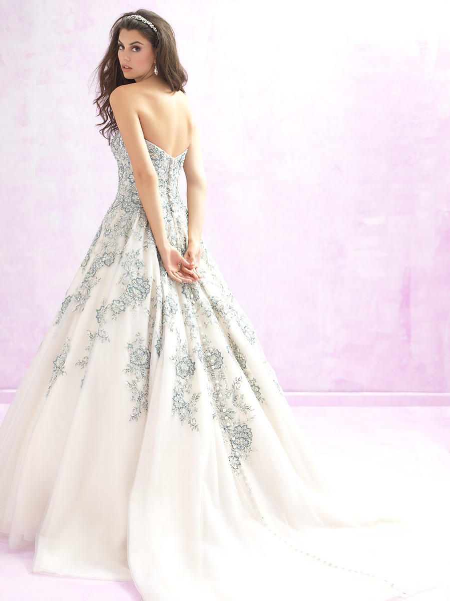 Bridal Gown Gallery Madison James 90812 MB Bride Special Occasion