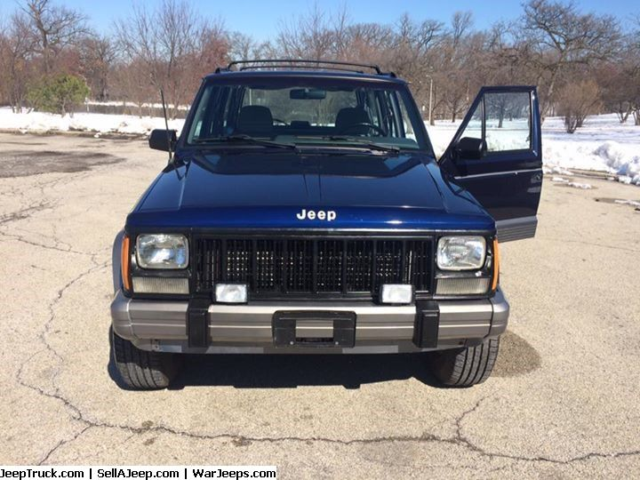 Jeeps For Sale And Jeep Parts For Sale 1996 Jeep Cherokee