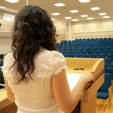 Whether it's in social situations or at work, keep on speaking! There are always opportunities to practice your public speaking skills!  http://ezinearticles.com/?Keep-On-Speaking&id=9173948