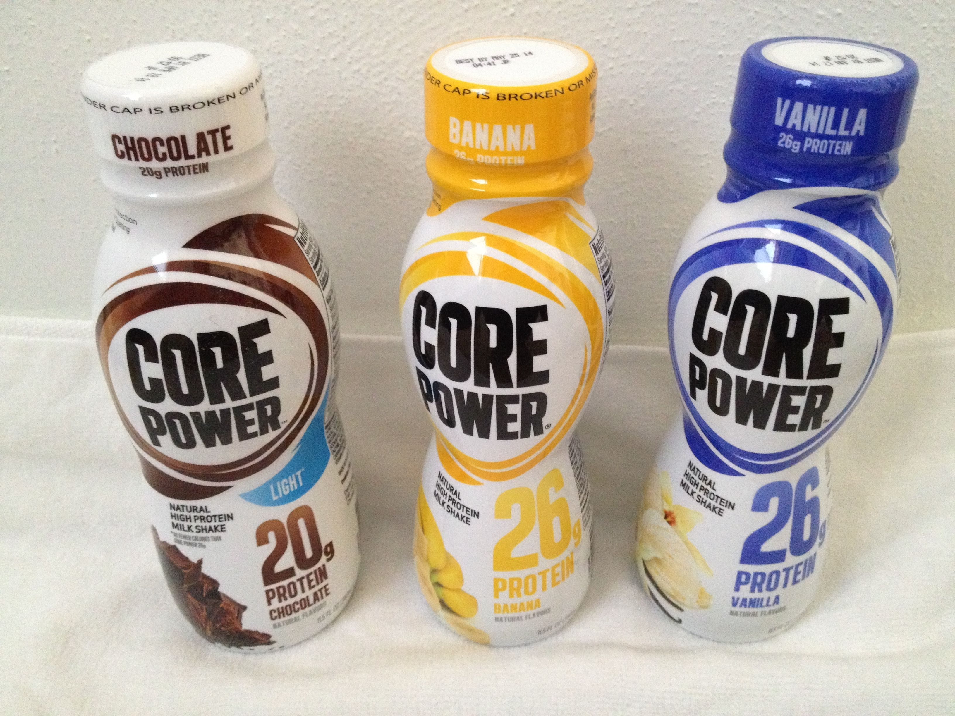 Core Power Fit Kit Itz Linz Protein Drinks Core Power Protein Shake Protien Drinks