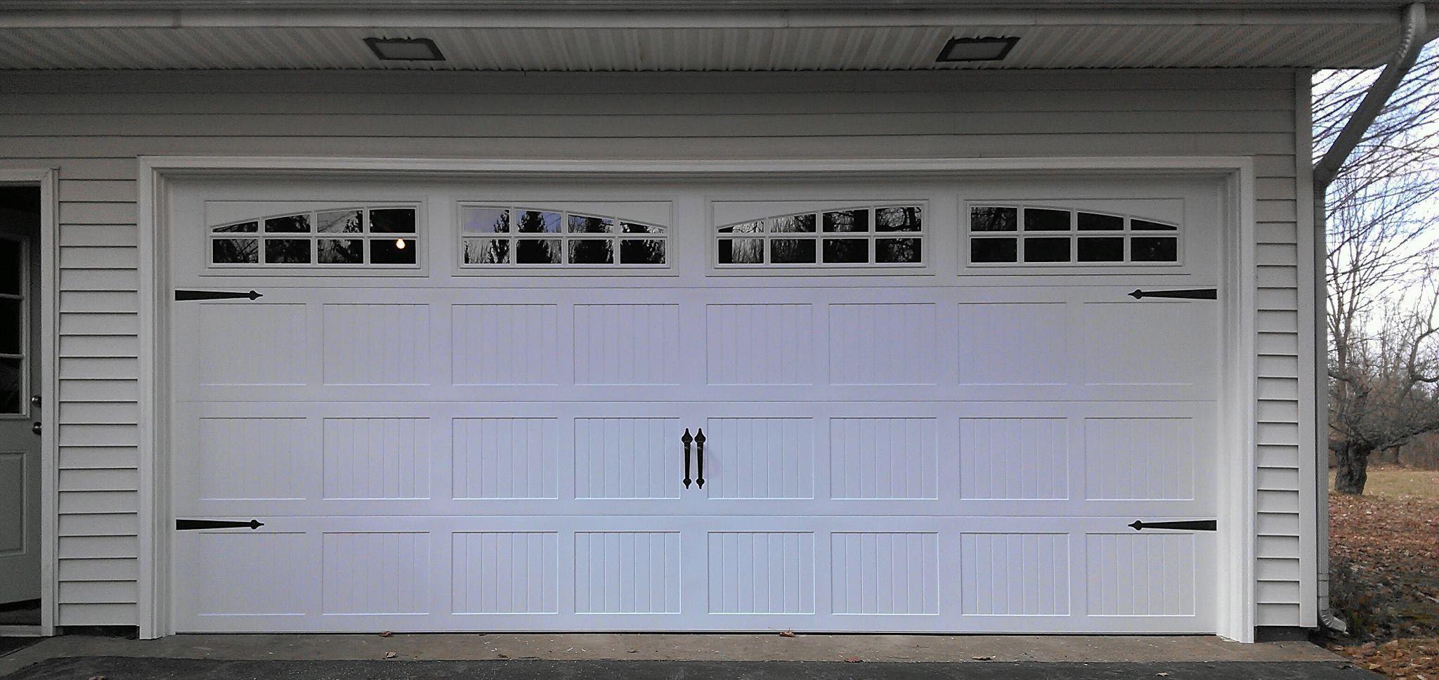 Clopay Window Inserts For Your Clopay Garage Door Windows Replace Your Old Decorative Window Inserts W Garage Doors Garage Door Decor Home Depot Garage Doors