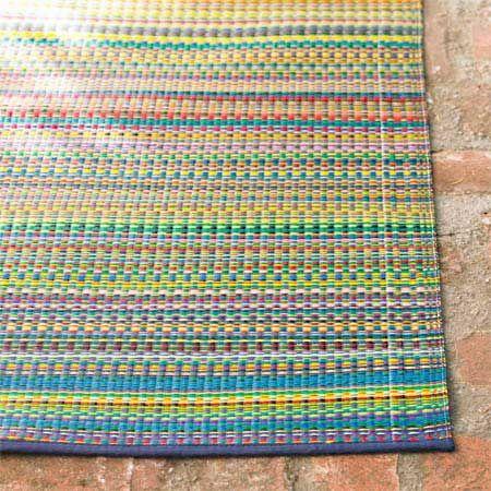 Rainbowrug Recycled Plastic