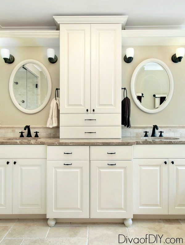 Photo of Update Your Bathroom Vanity in 5 Easy Steps | Diva of DIY