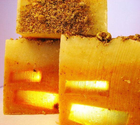 SOAP Citronella Cedar & Chamomile Soap Handmade by DeShawn Marie