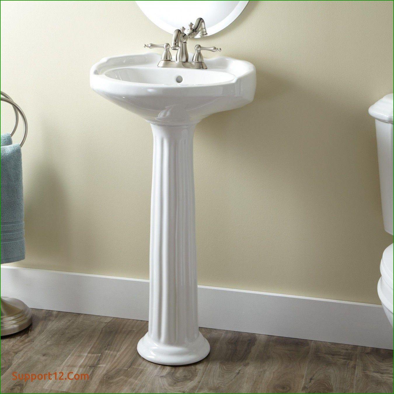 Elegant Small Pedestal Sink Support12 Pedestal Sink Pedestal Sink Bathroom Small Pedestal Sink
