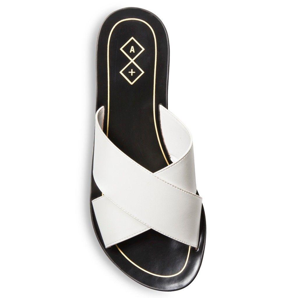 $19 Target | Slide sandals, Sandals